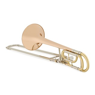 Coppergate Intermediate Bb/F Trombone, By Gear4music