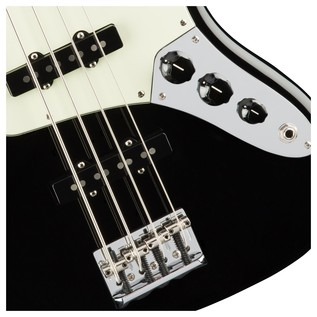 American Pro Jazz Bass Guitar RW, Black