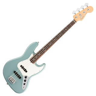 Fender American Pro Jazz Bass Guitar RW, Sonic Grey
