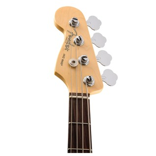 Fender American Pro Jazz Left Handed Bass Guitar Rosewood