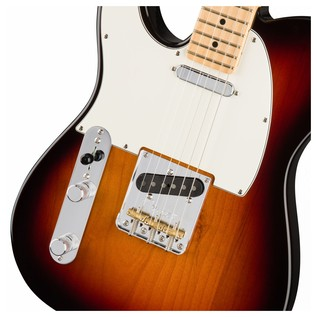 Fender American Pro Telecaster Left Handed MN, 3-Colour Sunburst
