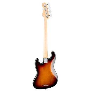 Fender American Pro Jazz Fretless Bass Guitar, Sunburst
