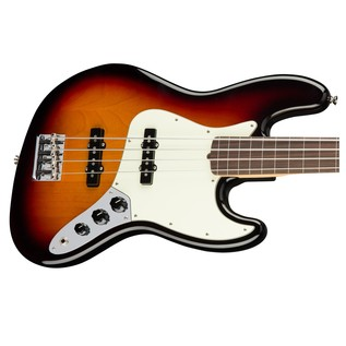 Fender American Pro Jazz Fretless Bass Guitar