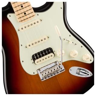 Fender American Pro Stratocaster HSS, 3-Colour Sunburst