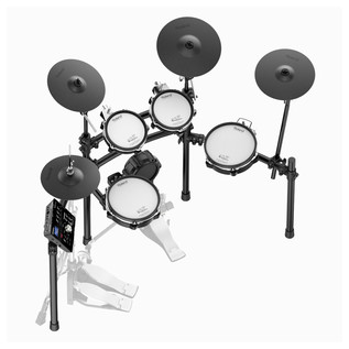 Roland TD-25KV V-Drums Electronic Drum Kit - Top Angled View