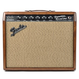 Fender 65 Princeton Reverb Limited Edition Amp, Knotty Pine