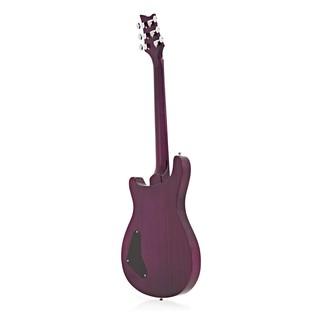 Pasadena Electric Guitar by Gear4music, Trans Purple