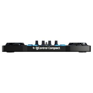 Hercules DJControl Compact - Rear