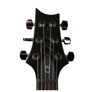 PRS CE24 Satin Electric Guitar, Faded Grey Cherryburst