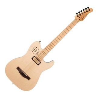 Godin Acousticaster Natural DLX MN with Bag