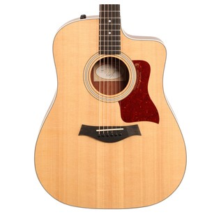 Taylor 210ce Electro Acoustic Guitar, Natural