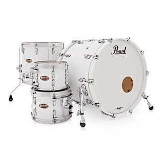 Pearl Masters MRV 22 Am Fusion Shell Pack, Matte White