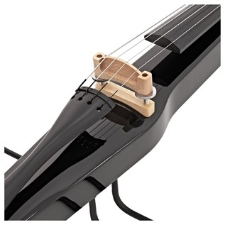 Stagg Electric 4/4 Cello, Black