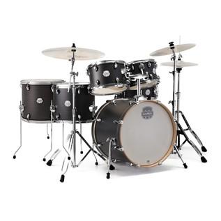 Mapex Storm 20'' Fast Fusion Drum Kit w/ Free Floor Tom, Ebony Blue