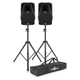 dB Technologies Opera 715 DX Active PA Bundle