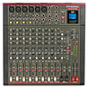 Phonic Celeus 600 Analog Mixer with USB Recorder and Bluetooth - B-Stock
