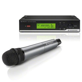 Sennheiser XSW65 GB Wireless Vocal Set Channel 38