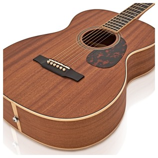 Larrivée OM-03AM All Mahogany Acoustic Guitar, Natural