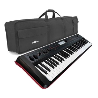 Korg KROSS 61-Key Music Workstation, Free Bag