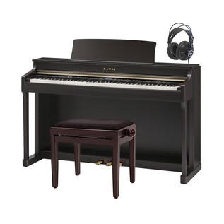 Kawai CN35 Digital Piano, Premium Rosewood Package
