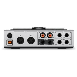 Native Instruments Komplete Audio 6 USB Audio Interface - Rear