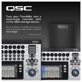 QSC Promotion - TrekStor USB 3.0 128GB SSD Storage Device QSC Promotion - TrekStor USB 3.0 128GB SSD Storage Device