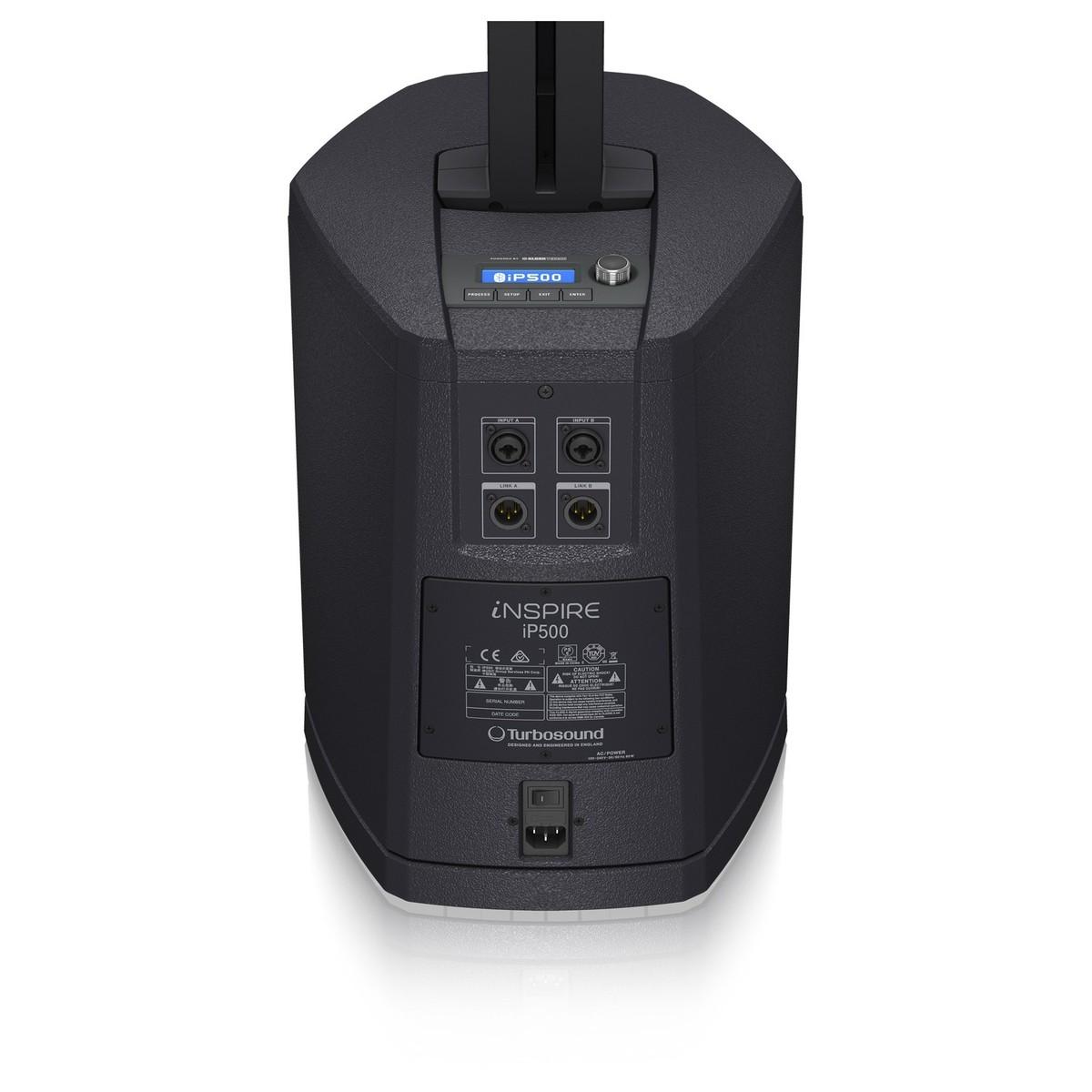 Turbosound Inspire Ip500 : turbosound inspire ip500 pa speaker at ~ Russianpoet.info Haus und Dekorationen