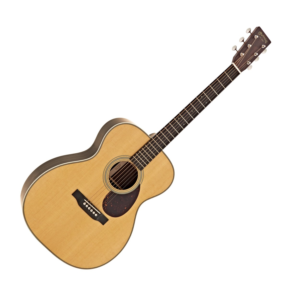 martin om 28 acoustic guitar at. Black Bedroom Furniture Sets. Home Design Ideas