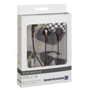 Beyerdynamic DTX 21 iE Brown Packaging