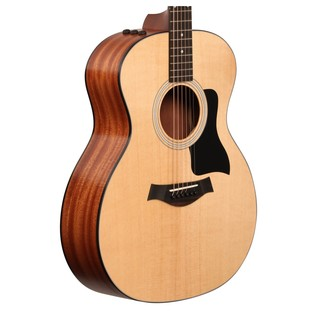 Taylor 114e Grand Auditorium Guitar, Natural
