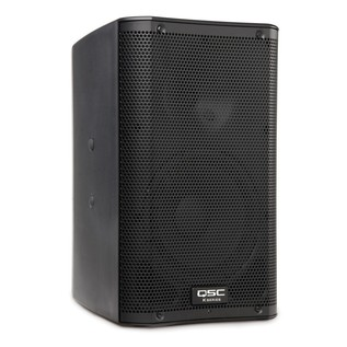 QSC K10 Active PA Speaker, Side