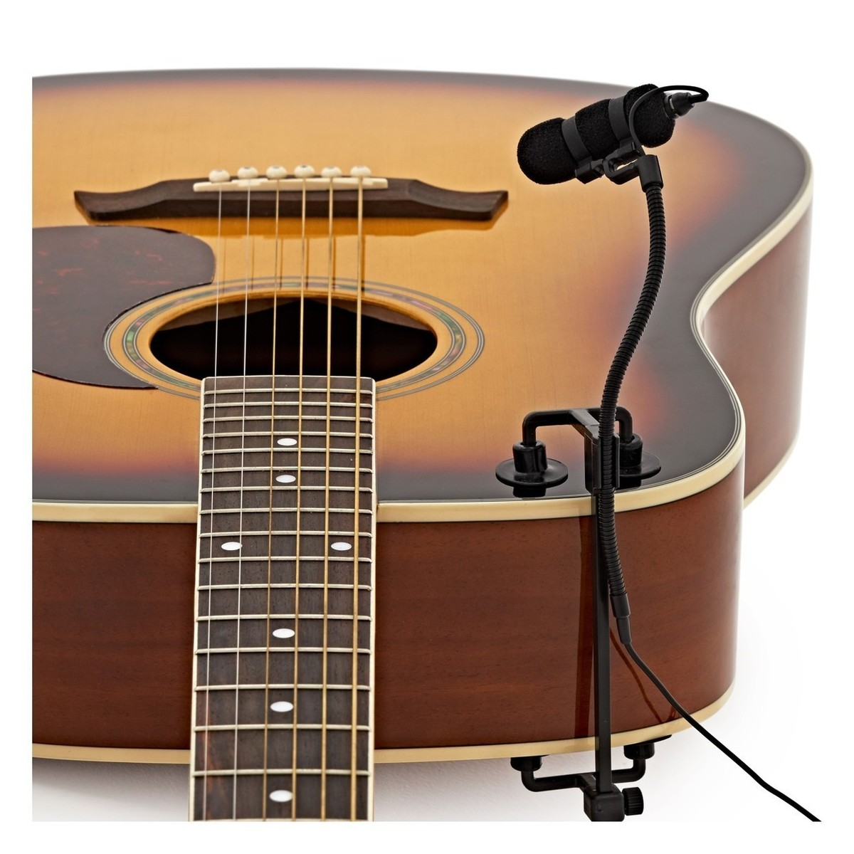 subzero clip on instrument condenser microphone large strings clip at. Black Bedroom Furniture Sets. Home Design Ideas