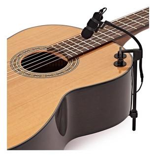 SubZero SubZero Clip On Instrument Microphone + Guitar Clip