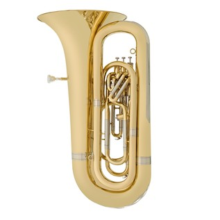 Coppergate Professional 4 Valve Bb Tuba by Gear4music