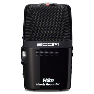 Zoom H2n Field Recorder Microphone - Rear