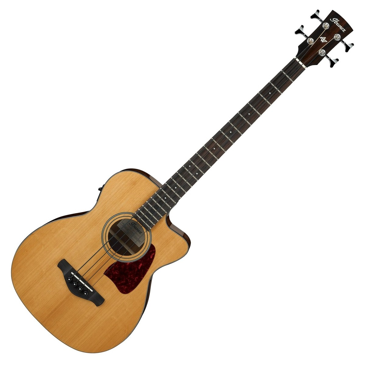 ibanez avcb9ce electro acoustic bass guitar natural high gloss at. Black Bedroom Furniture Sets. Home Design Ideas