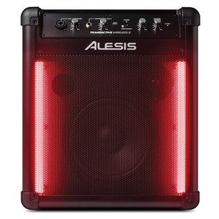 Alesis TransActive Wireless 2 Bluetooth PA System - Front