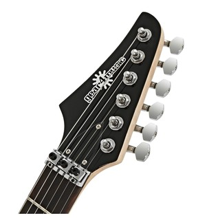 Indianapolis Electric Guitar by Gear4music, Black
