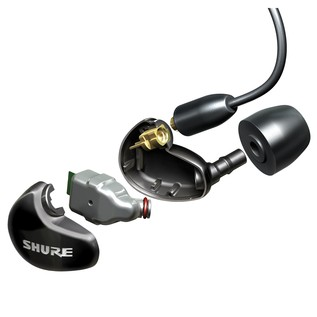 Shure SE315 Earphones Exploded View