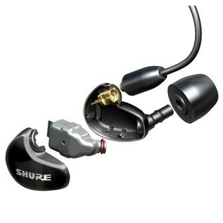 Shure SE315 Earphones Exploded View