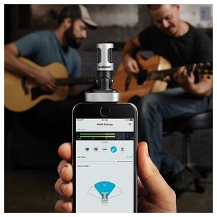 Shure iOS Microphone