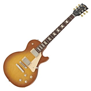 Gibson Les Paul Tribute T Electric Guitar, Faded Honey Burst (2017)
