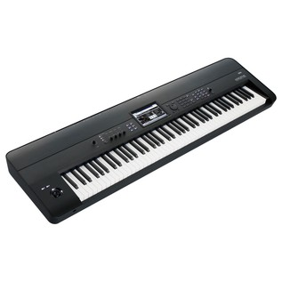 Korg KROME-88 88-Key Digital Workstation - Angled