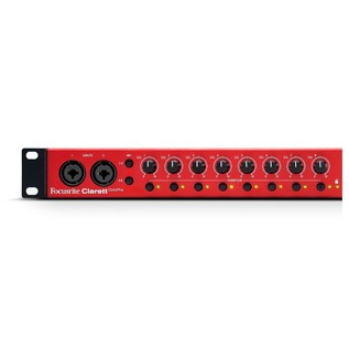 Focusrite Clarett OctoPre Preamp Interface - Inputs