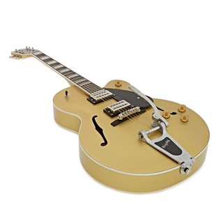 Gretsch G2420T Streamliner Hollow Body Guitar with Bigsby, Golddust
