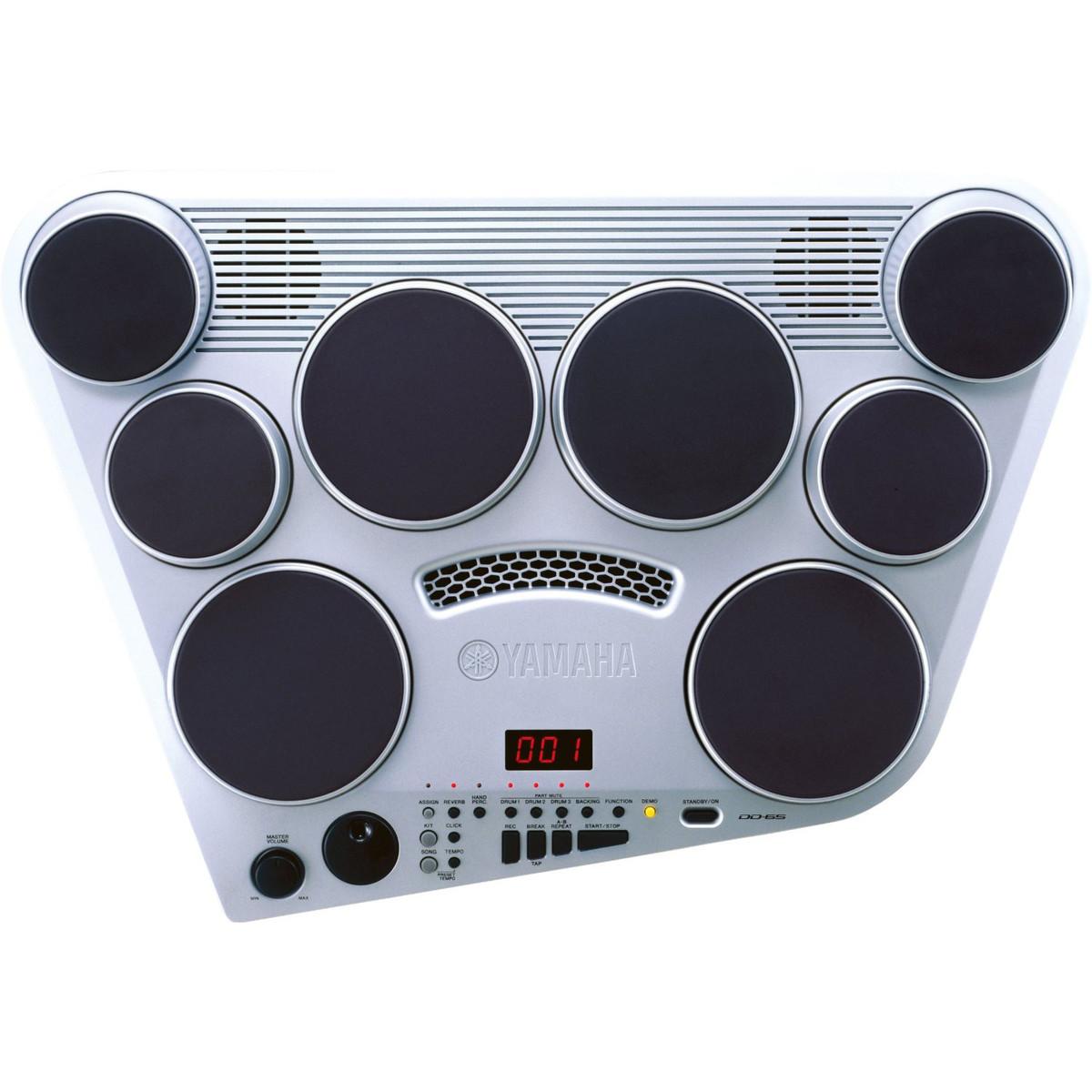 Yamaha dd65 electronic drum pads b stock at for Yamaha drum pads