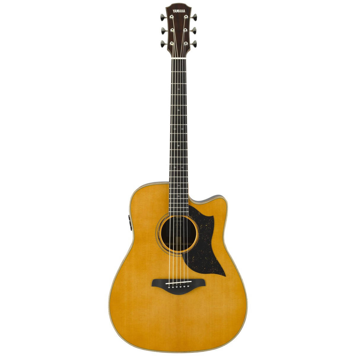 Yamaha a5r rosewood electro acoustic guitar vintage for Yamaha a5r are