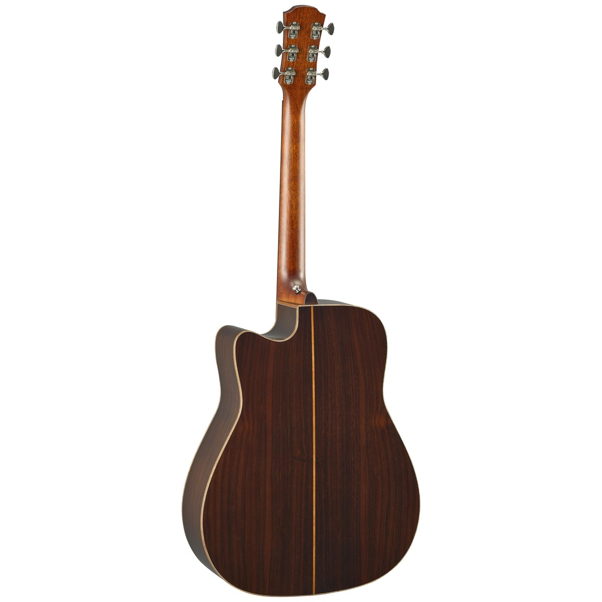 Yamaha a5r rosewood electro acoustic guitar vintage for Where are yamaha guitars made