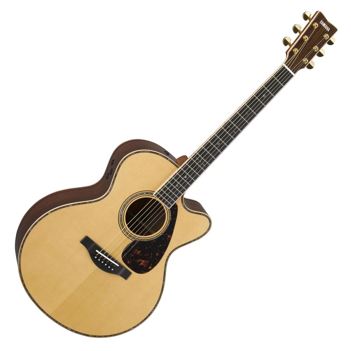 yamaha gljx36careii guitare electro acoustique brillant naturel. Black Bedroom Furniture Sets. Home Design Ideas