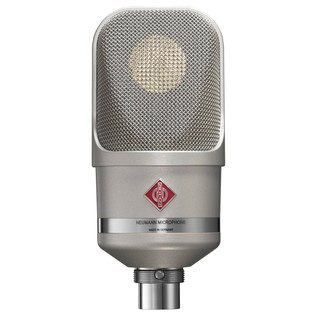 Neumann TLM 107 Microphone, Nickel